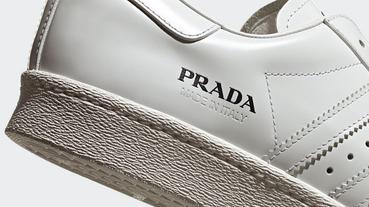 新聞分享 / 為何 Prada x adidas Originals Superstar 會如此簡潔、俐落?
