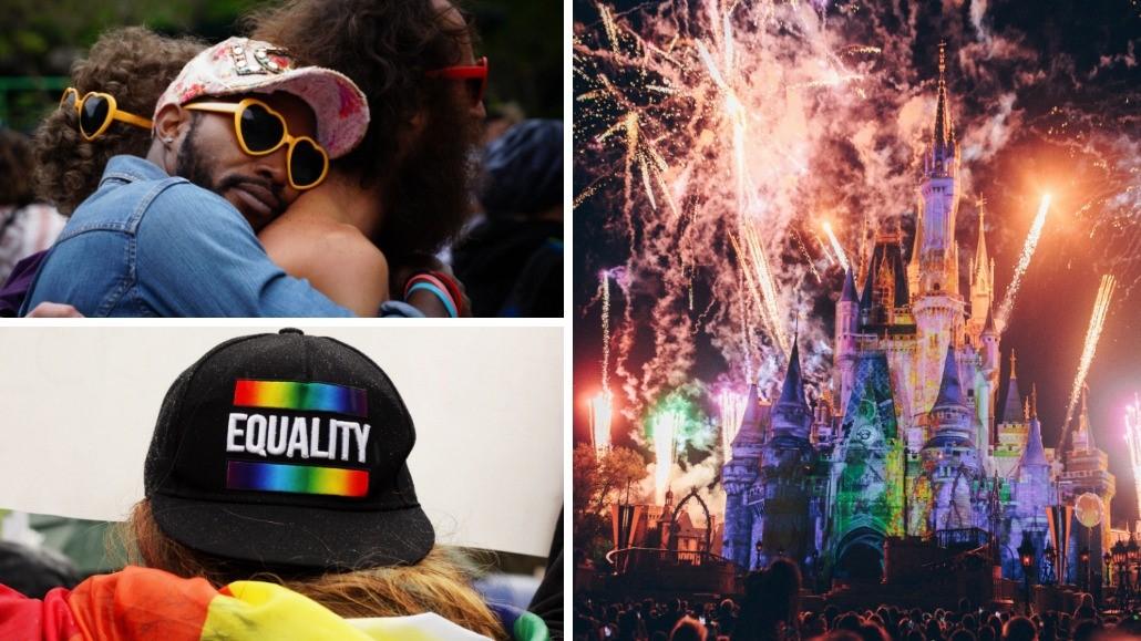 迪士尼樂園宣佈:2019年首度舉辦同志 LGBTQ 大遊行!