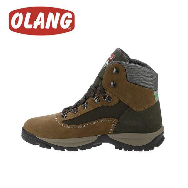 [現貨]OLANG 義大利 CORTINA TEX防水高筒登山鞋《棕》/2501/登山靴/爬山/探險