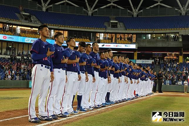 中華隊拿下亞錦賽冠軍戰門票。