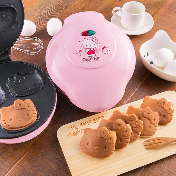 【震撼精品百貨】Hello Kitty 凱蒂貓~鬆餅機-粉*16180