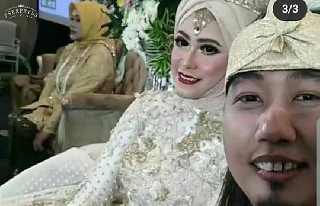 Pelawak Ade Jigo menikah lagi setelah ditinggal istrinya yang menjadi korban tsunami Banten setahun lalu.