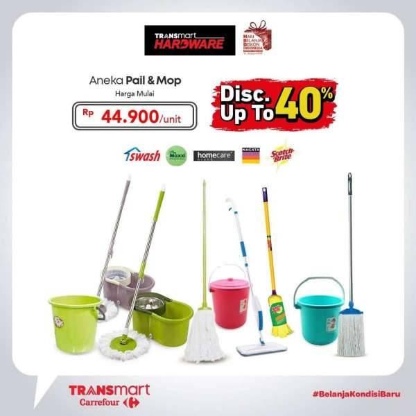 Promo Transmart Carrefour Periode 26 Agustus 8 September 2020 Baru Mulai