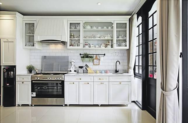 Ala American House Begini Cantiknya Desain Dapur Rp25 Juta Milik
