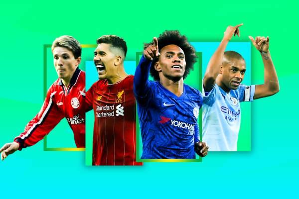 8 Pemain Brasil Paling Sukses yang Pernah Merumput di Premier League