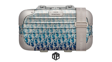 Dior x Rimowa 推出聯名行李箱系列!