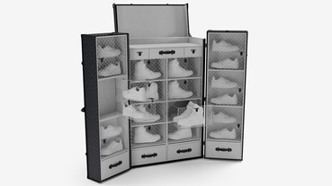 新聞分享 / 奢華玩意 Louis Vuitton 將推出特製鞋盒旅行箱