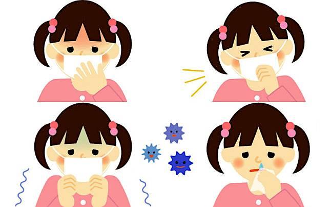 小孩酷酷嗽!認識4種咳嗽5種緩解法
