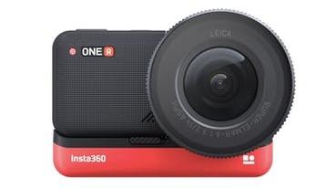 最萬能運動攝影機?Insta360 One R 拍星空、縮時、慢動作、後製取景還有萊卡鏡頭
