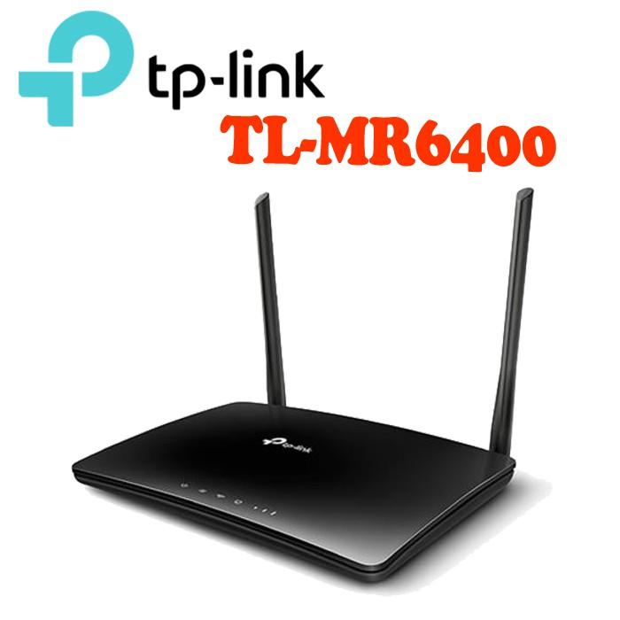 BSMI許可字號:D38330NCC許可字號:CCAF19Z10020T2保固年限:三年保固,第一年換新包裝內容物300Mbps 無線 N 4G LTE路由器, TL-MR6400RJ45 乙太網路線