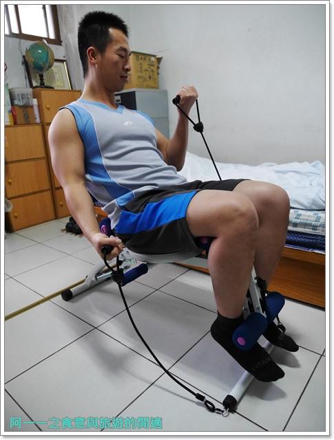 人魚線馬甲線愛享客Chanson強生青花魚二代全能健身器image030