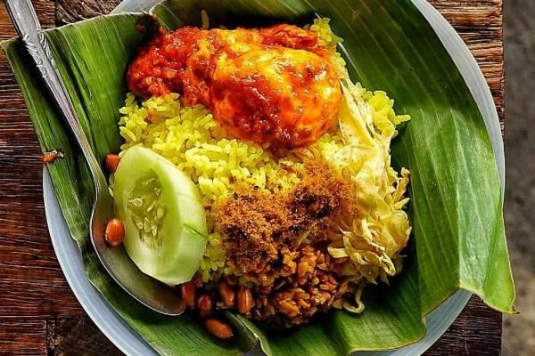 Olahan Nasi Khas Nusantara
