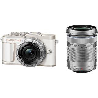 [オリンパス]デジタル一眼カメラ+SDHCカードセット