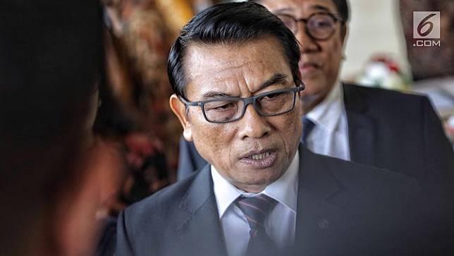 Bahaya Corona Masih Mengancam, Moeldoko Ingatkan soal Protokol Jelang New Normal