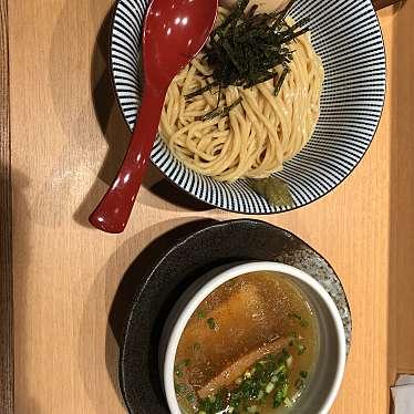 実際訪問したユーザーが直接撮影して投稿した四谷つけ麺専門店塩つけ麺 灯花の写真