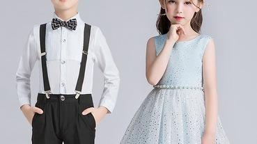 花童禮服推薦清單!男花童禮服、女花童洋裝必收這5款,展現活潑童趣