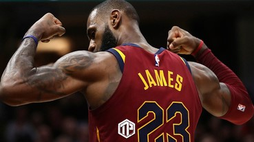 LeBron James 下個賽季將會繼續穿上「23」號球衣!