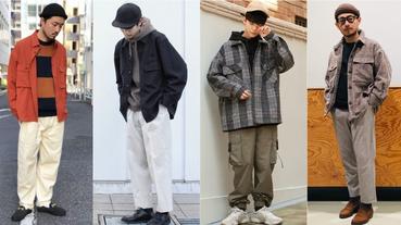 今年秋冬不能錯過這件神外套!怎麼穿搭都零失誤的「CPO 夾克」