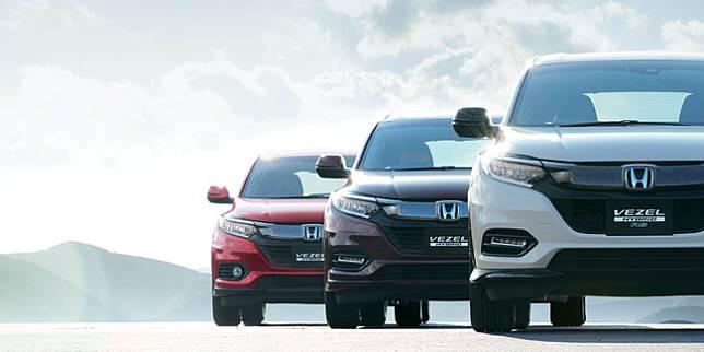 Honda HR-V/ Vezel (Autoevolution.com)