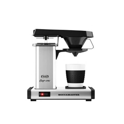 金時代書香咖啡 Technivorm Moccamaster 單杯濾泡式咖啡機 CUP ONE S 拋光銀 (歡迎加入Line@ID@kto2932e詢問)