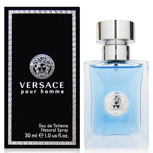 Versace凡賽斯 經典男性淡香水30ml(義大利進口)【QEM-girl】