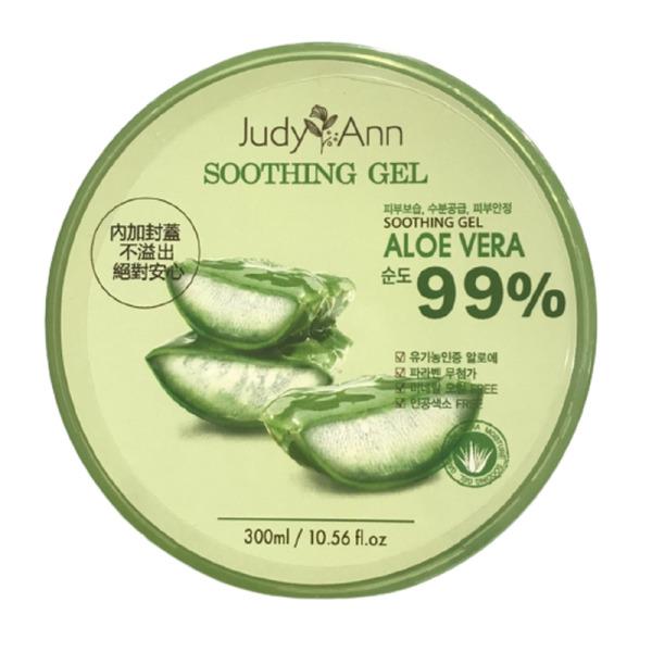韓國JudyAnn 99%蘆薈保濕舒緩凝膠300ml