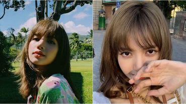 「低調卻又性感的讓男生著迷,是Lisa專屬的指定髮色啊!」韓國超熱賣Hello Bubble泡泡染來台,這8款髮色超顯白