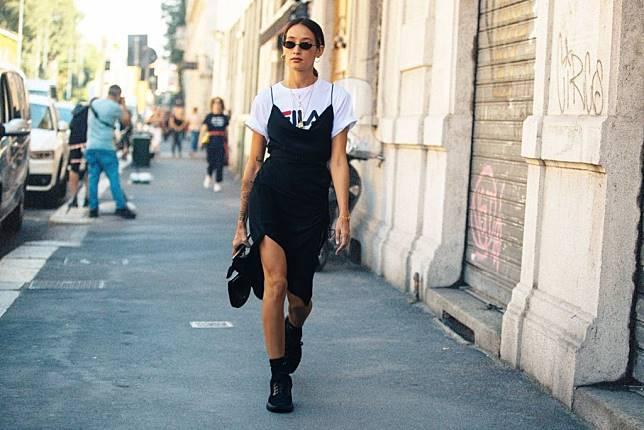 Yuk Mix and Match Dress Hitam yang Classy dan Elegan untuk Dipakai Saat Perayaan Paskah