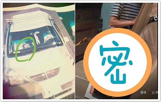 ▲一名網友因為副駕駛沒繫安全帶遭罰,但真相卻讓網友笑到翻天。(圖/ PTT )