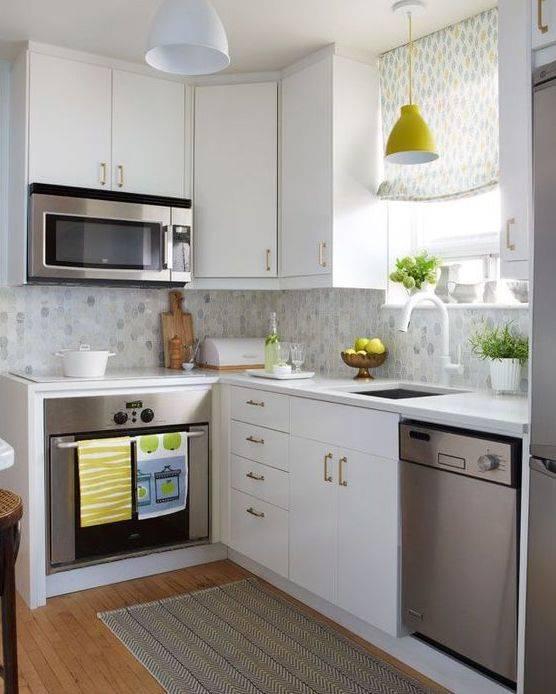10 Desain Kitchen Set Untuk Dapur Yang Kecil
