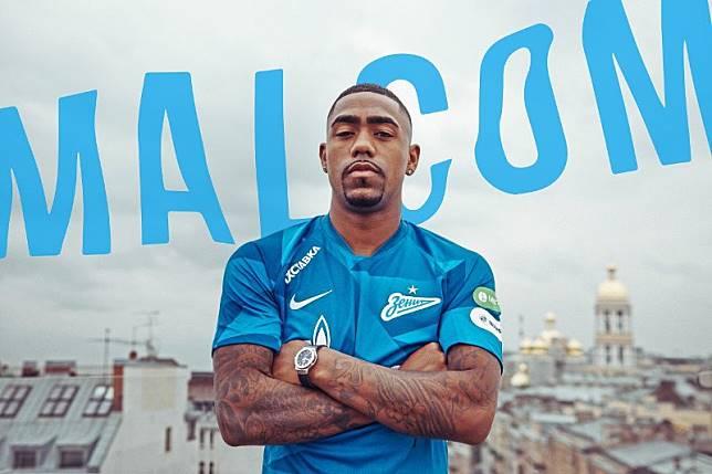 Barcelona Resmi Lepas Malcom ke Zenit Saint Petersburg