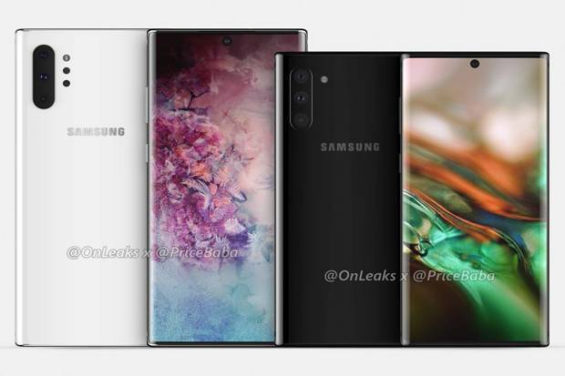 Samsung Dikabarkan Matikan Note Series Demi Galaxy Fold