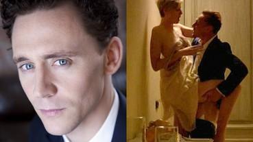 「洛基」湯姆希德斯頓的超性感接吻 讓粉絲爆炸:今晚怎麼睡得著?