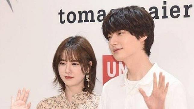 Ahn Jae Hyun dan Ku Hye Sun [Soompi]