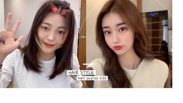 韓國髮型師「蓬鬆髮根」技巧特搜!內層墊高是關鍵,髮根蓬鬆、瀏海弧度順整天