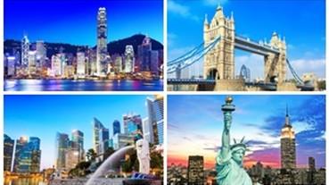 瞧瞧大家都去哪 CNN票選 Top 25 旅遊城市