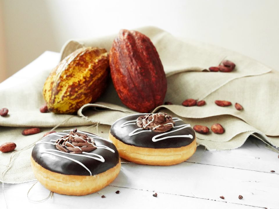 Mister Donut X 世界巧克力冠軍打造「Chocolate Collection」甜甜圈
