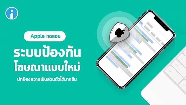 Apple ทดสอบระบบป้องกันโฆษณาแบบใหม่ Private Web Ads หวังเพิ่มความเป็นส่วนตัวให้ผู้ใช้