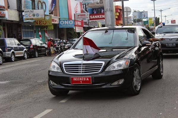 Mobil Presiden Indonesia/Istimewa