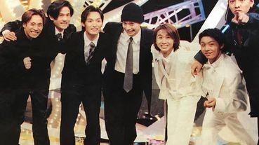 【回到1996】SMAP紅之前,邊啲藝人最紅?
