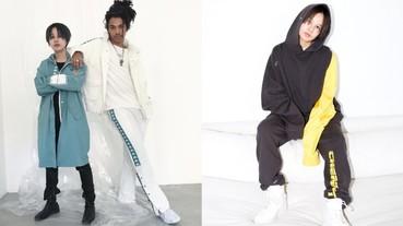 【潮妹一週間】東、西大咖饒舌歌手都穿它!「洛杉磯新晉品牌 C2H4 」主理人竟是來自中國的女孩?