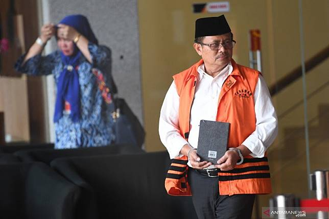 KPK limpahkan perkara Bupati Indramayu nonaktif Supendi