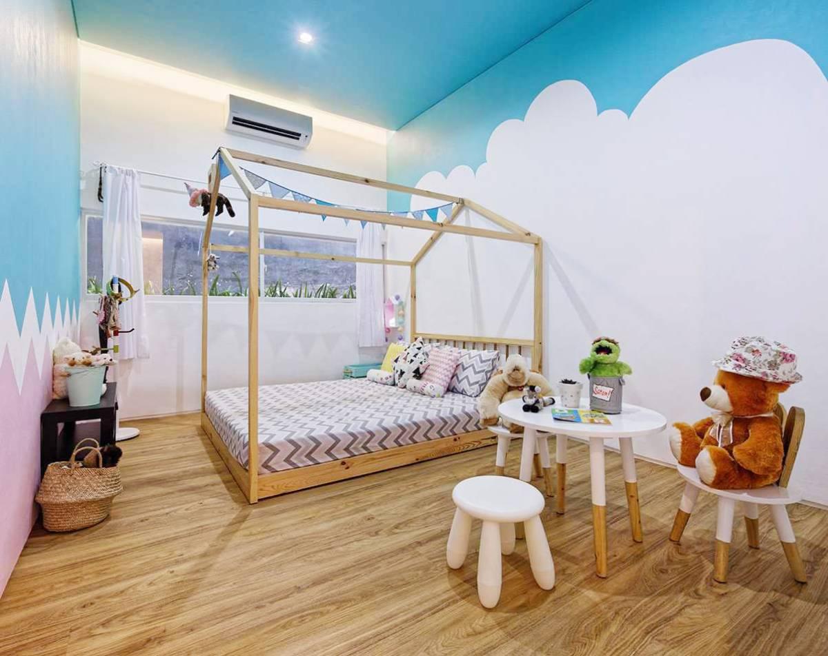 8 Ide Desain Kamar Tidur Anak Yang Unik Dan Kreatif Arsitag Com Line Today