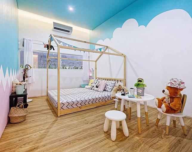 8 Ide Desain Kamar Tidur Anak Yang Unik Dan Kreatif