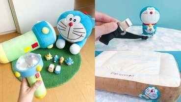 7-11哆啦A夢集點第二波!縮小燈、吐司寵物墊、行李秤可愛周邊一次收!