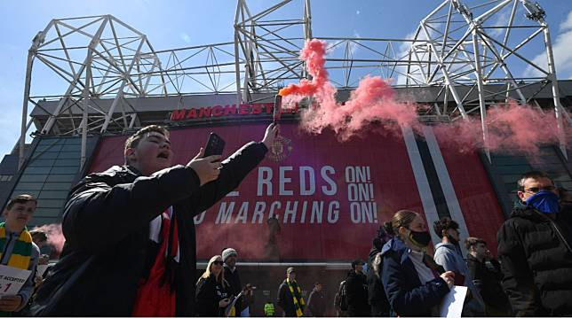 Man Utd vs Liverpool Resmi Ditunda Atas Alasan Keamanan