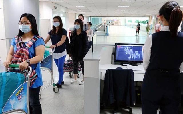 台灣加強檢疫。網圖