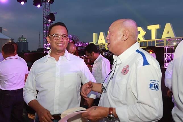 Formula E Jakarta Bikin Rugi Tiga Tahun, Anis Baswedan : Tahun Keempat Baru Untung