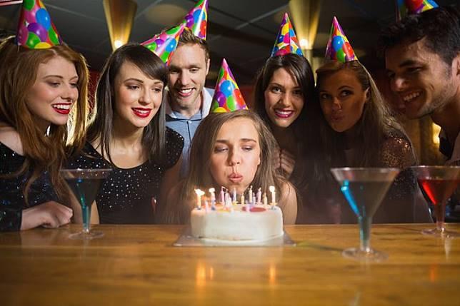 Ilustrasi ulang tahun.