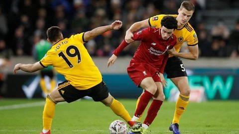 Penakluk Klub Big Six, Modal Wolverhampton Lawan Liverpool